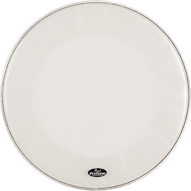 Pearl ProTone Bass Drum Head  22 in.