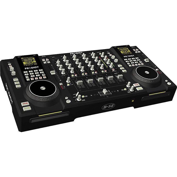 B-52Prodigy Dual CD/MP3 DJ Workstation