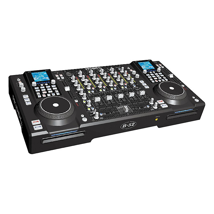 B-52 Prodigy FX DJ Workstation