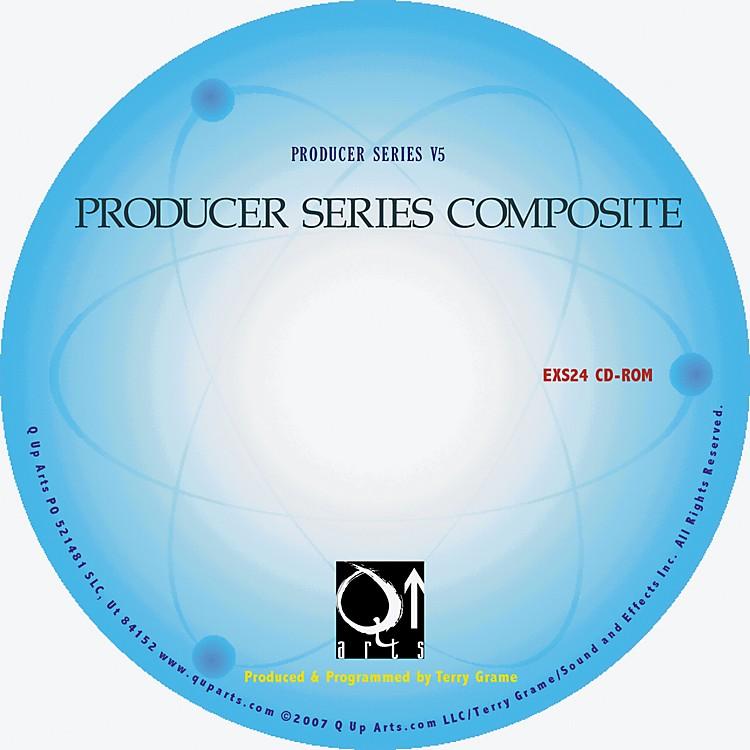 Q Up ArtsProducer Series Composite V5 Steinberg HALion CD-ROM
