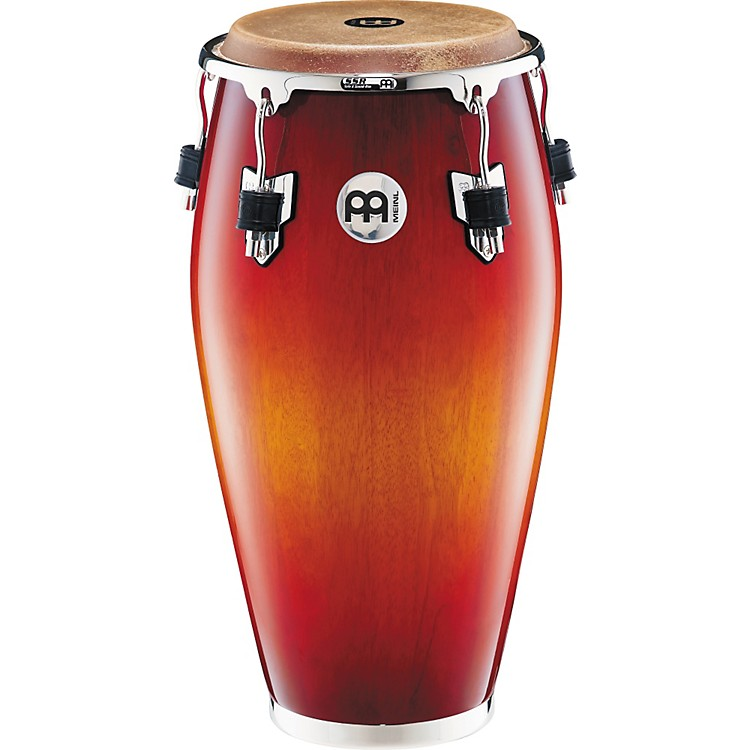 Meinl Professional Series Conga Aztec Red Fade 11
