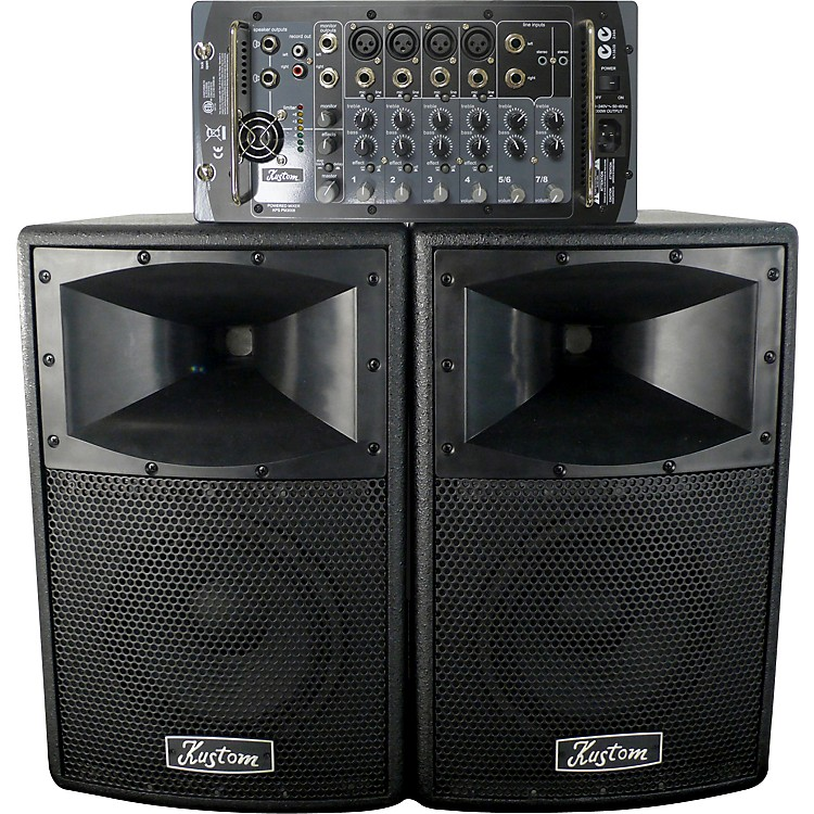 KustomProfile 300 Portable PA System