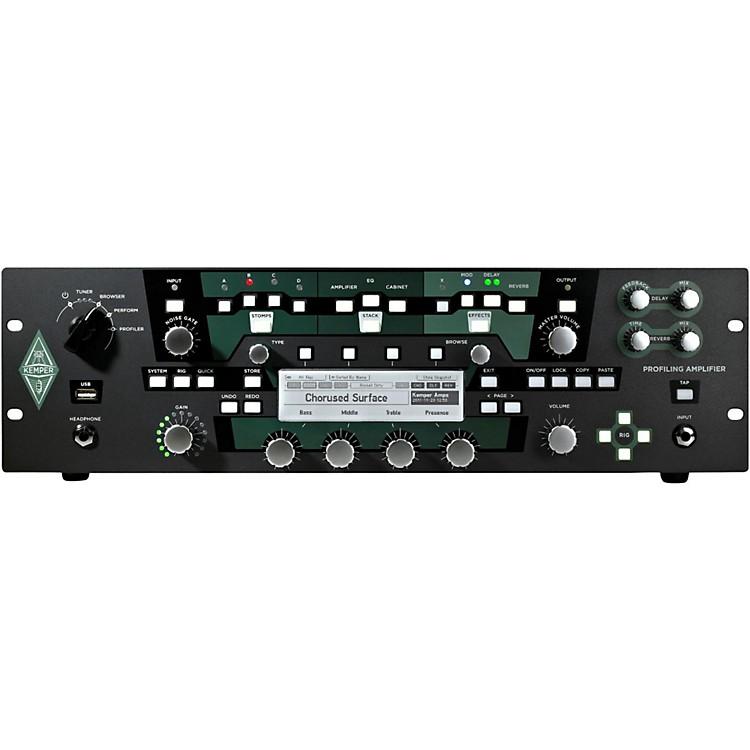 KemperProfiler PowerRack 600W Class D Profiling Guitar AmpBlack
