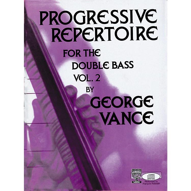 Carl FischerProgressive Repertoire For the Double Bass Volume 2