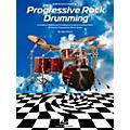 Hal Leonard Progressive Rock Drumming Book w/ Online Audio