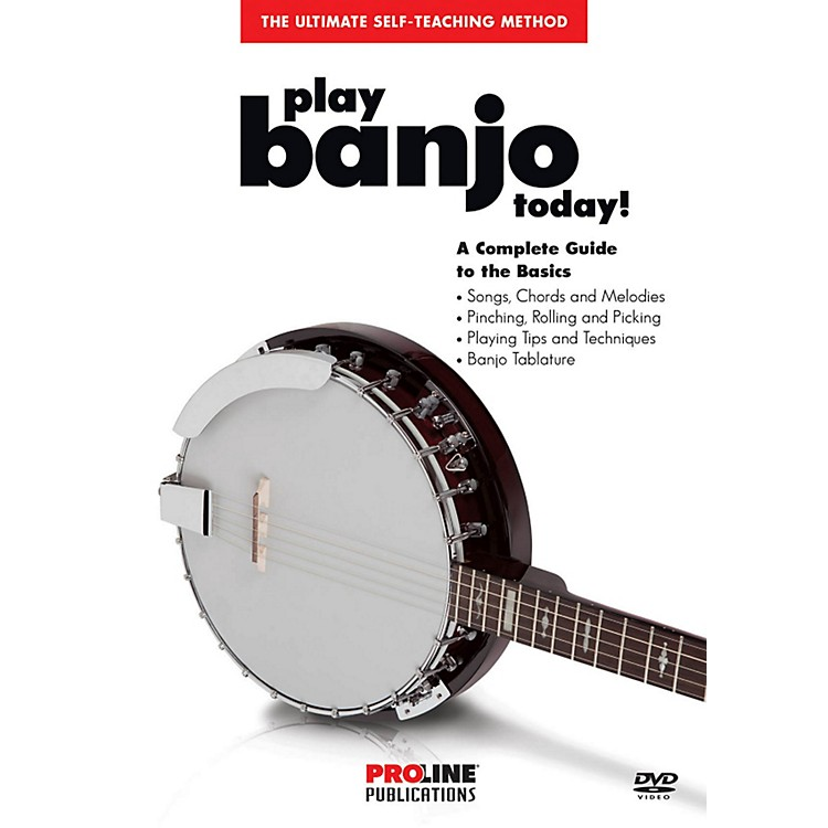 ProLineProline - Play Banjo Today DVD