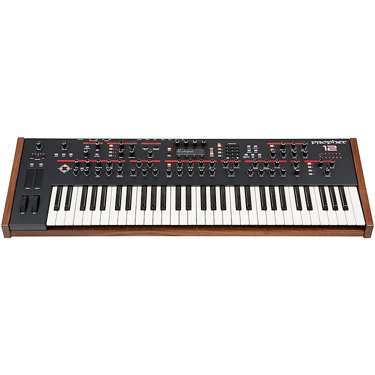 Dave Smith InstrumentsProphet 12  Polyphonic Synthesizer