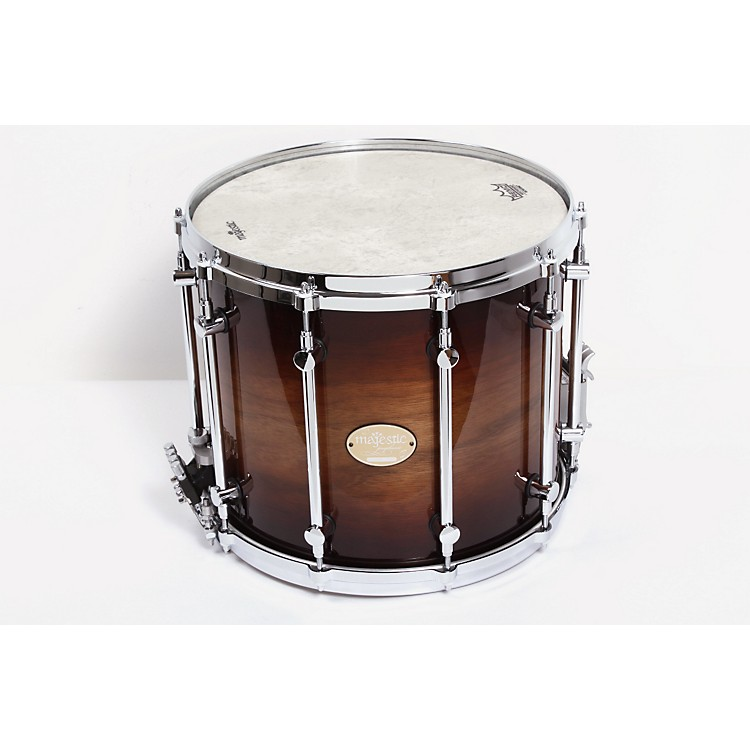 Majestic Prophonic Concert Snare Drum Walnut 14x12