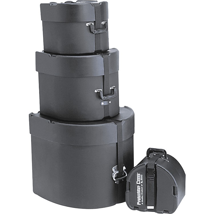 Protechtor CasesProtechtor Classic Tom Case (Foam-lined)16 x 14 in.Black