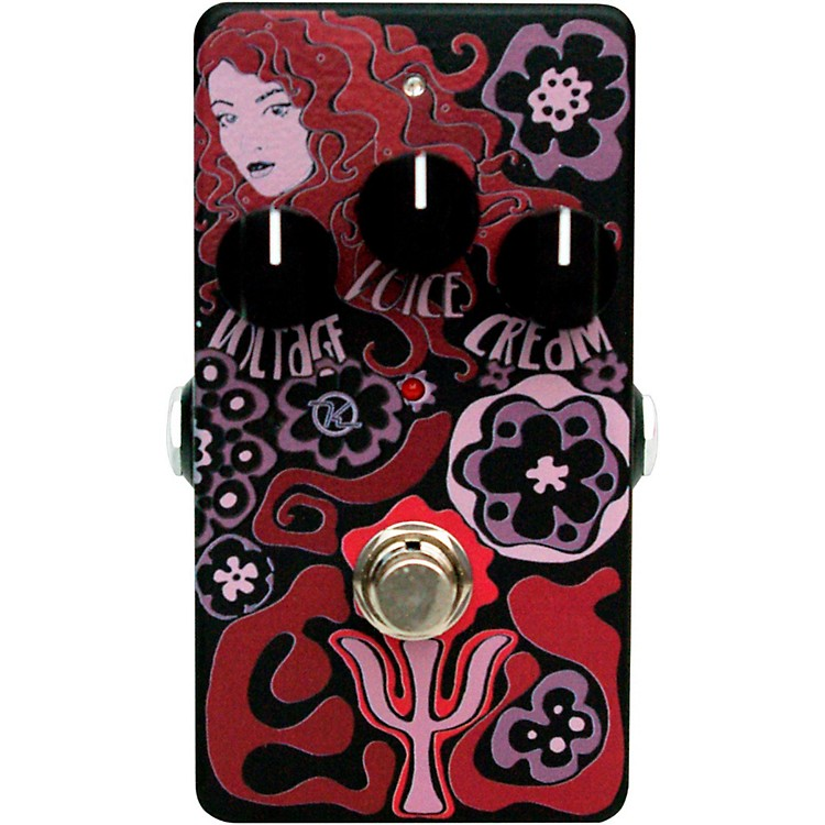 KeeleyPsi Fuzz Guitar Effects Pedal