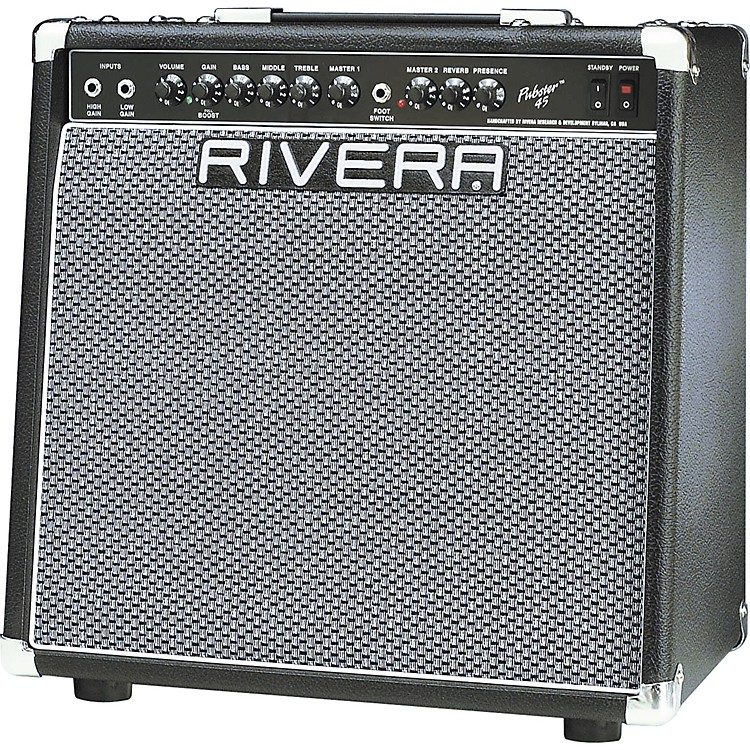 RiveraPubster 45W 1x12 Combo Guitar Amp
