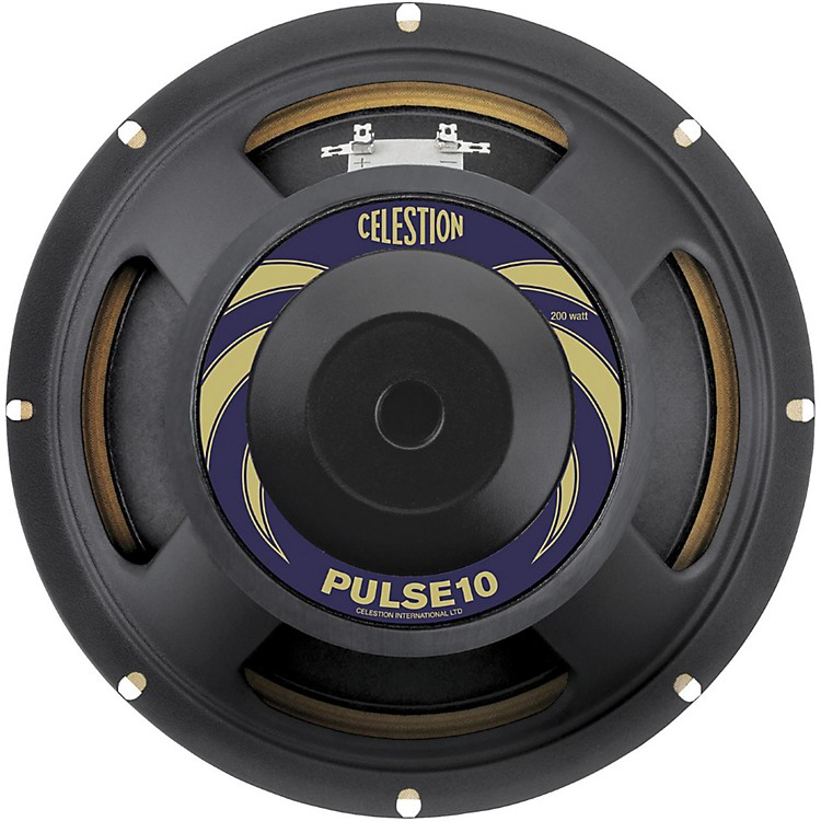 Celestion Pulse 10 Inch 200 Watt 8ohm Ceramic Bass Replacement Speaker 10 in. 8 Ohm