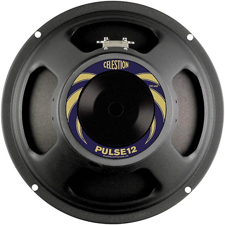 Celestion Pulse Series 12 Inch 200 Watt 8 ohm Ceramic Bass Replacement Speaker 12 in. 8 Ohm