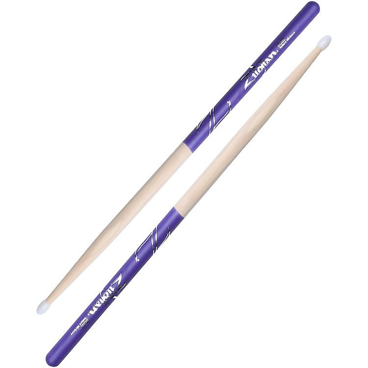 ZildjianPurple DIP DrumsticksNylon5B