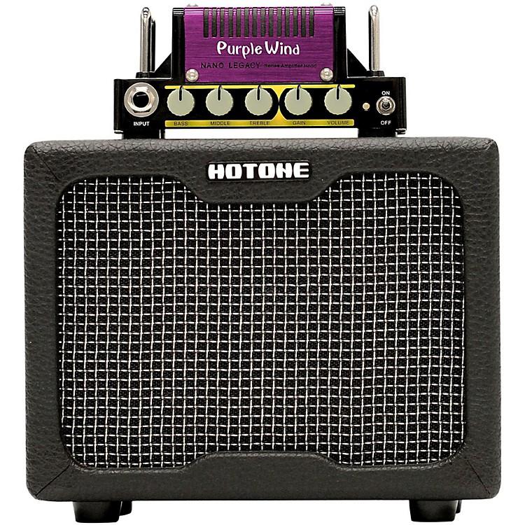 Hotone EffectsPurple Wind Guitar Mini-Stack