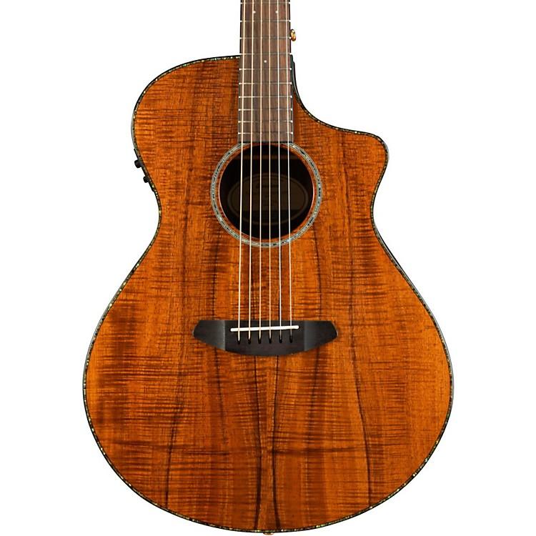 BreedlovePursuit Concert Koa Acoustic-Electric Guitar