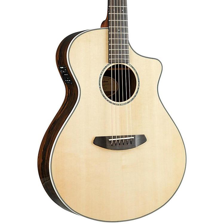 BreedlovePursuit Concert Ziricote Acoustic-Electric GuitarGloss Natural