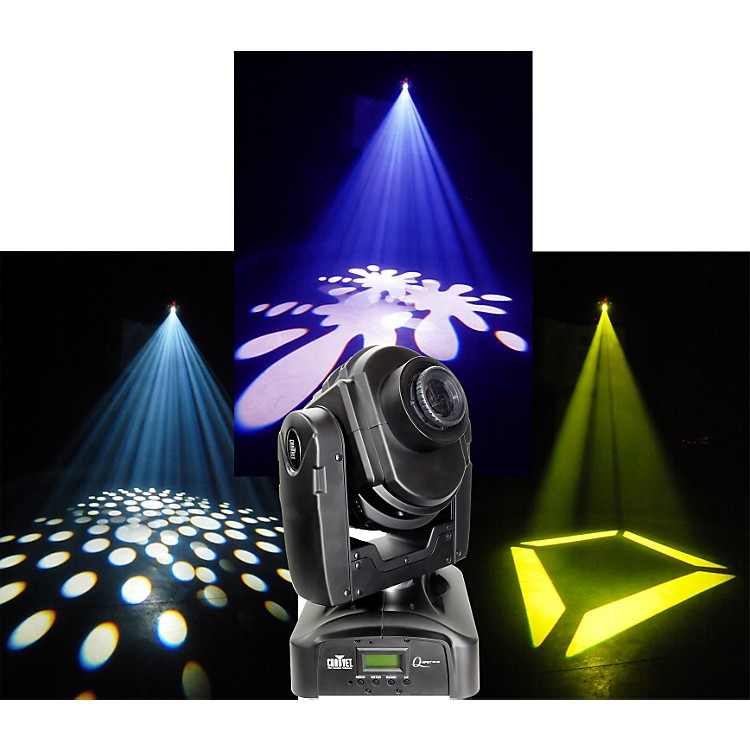 Chauvet Q-Spot 160-LED Lighting Fixture Black