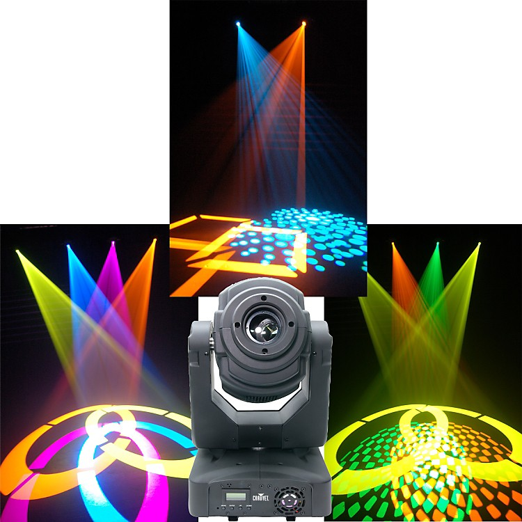 Chauvet Q-Spot 260 LED - Moving Yoke Spot