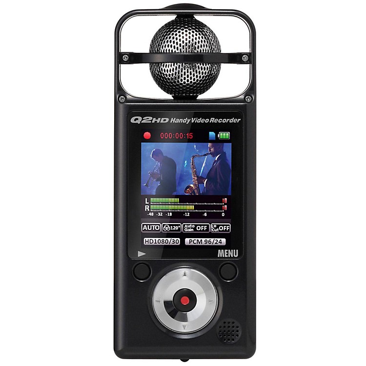 Zoom Q2HD Handy HD Video Recorder