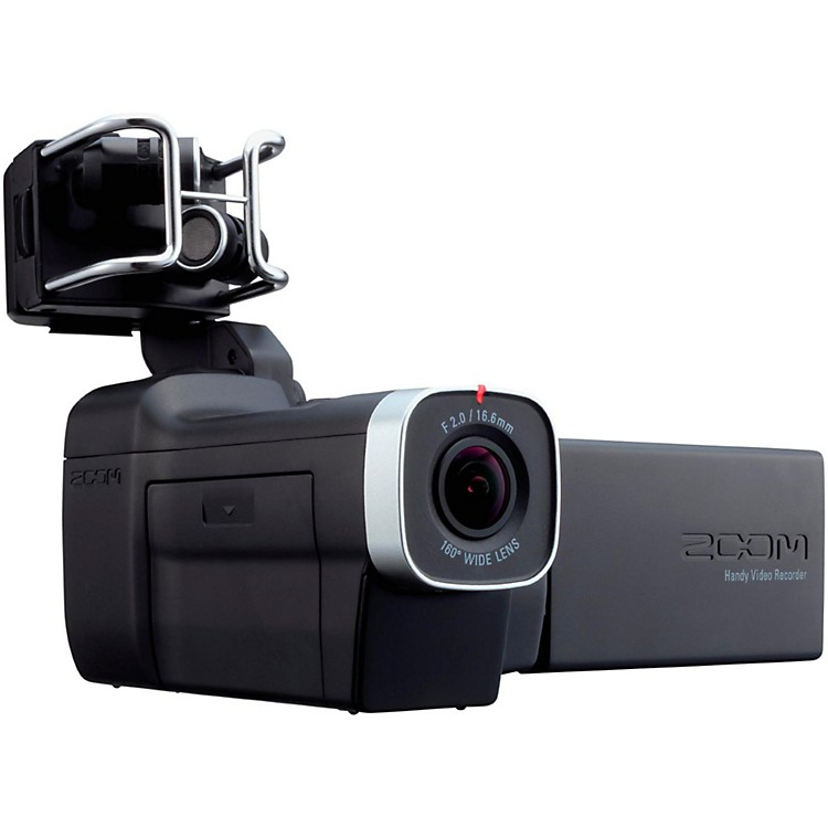 ZoomQ8 Handy Audio and Video Recorder