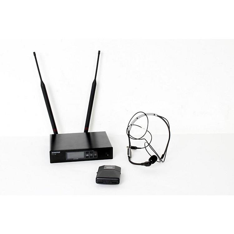 ShureQLX-D Digital Wireless System with SM35 Condenser Headset MicrophoneBand J50888365773056