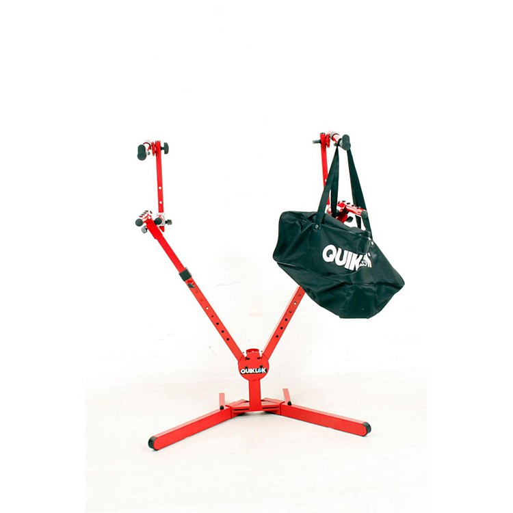 Nord QLY41NORD 2-Tier Keyboard Stand Red 888365686462