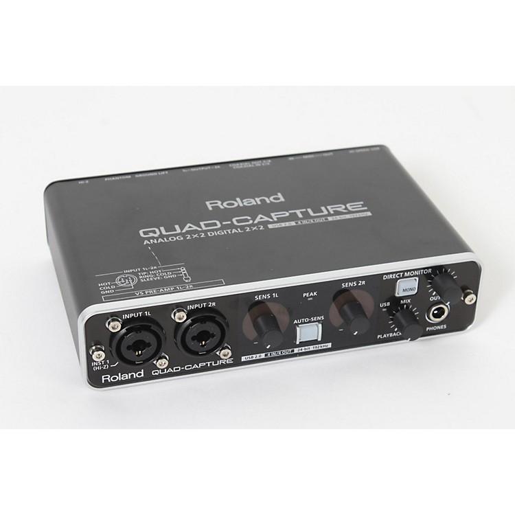 RolandQUAD-CAPTURE USB 2.0 Audio Interface888365893013