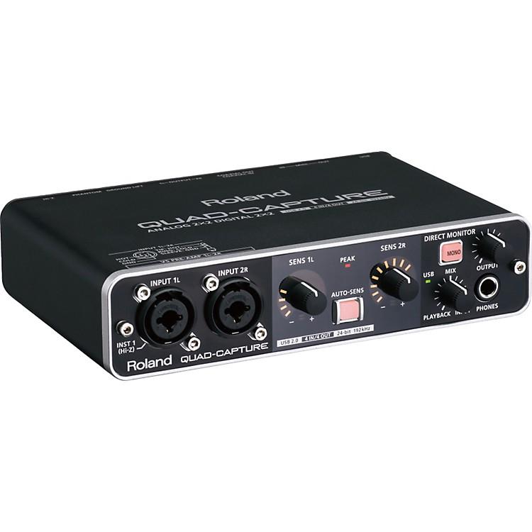 RolandQUAD-CAPTURE USB 2.0 Audio Interface