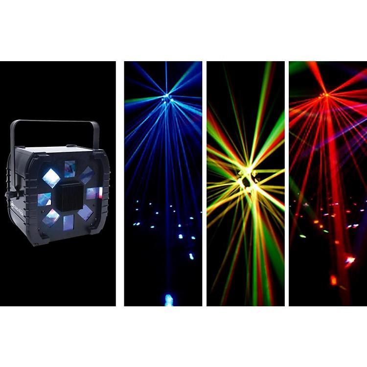 American DJQuad Phase Large Coverage LED Lighting Effect