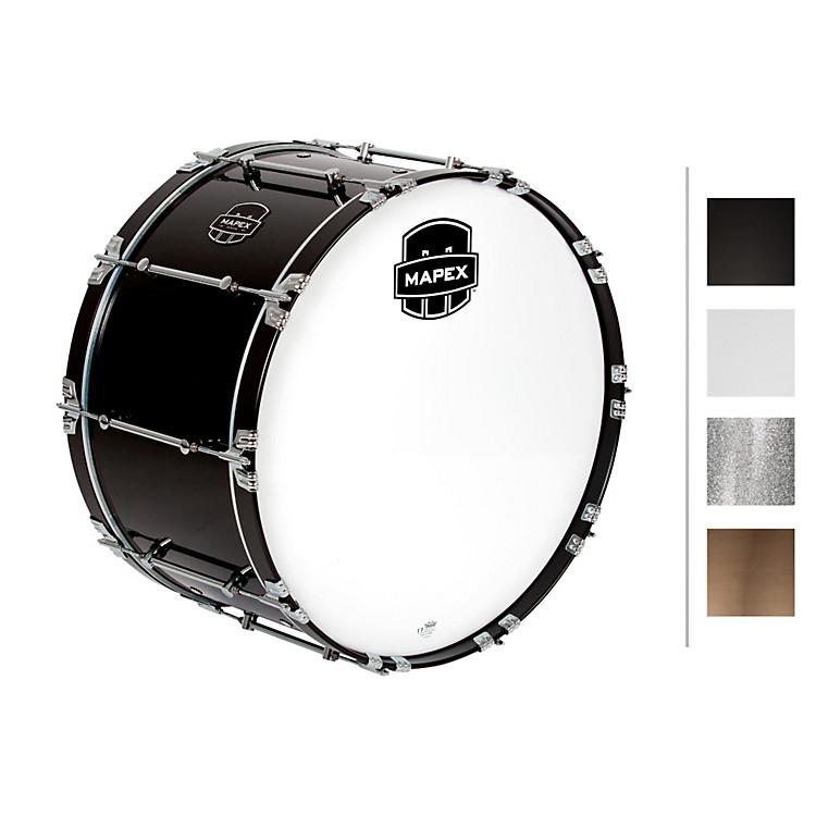 MapexQuantum Bass Drum26 x 14 in.Silver Diamond/Gloss Chrome