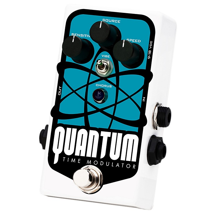 Pigtronix Quantum Time Modulator Guitar Effects Pedal