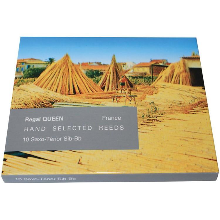 RigottiQueen Reeds for Tenor SaxophoneStrength 4Box of 10