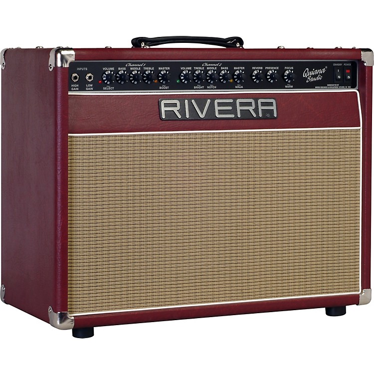 Rivera Quiana 112 50-Watt Tube Combo Guitar Amp