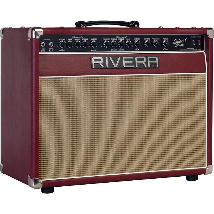 RiveraQuiana 112 50-Watt Tube Combo Guitar Amp