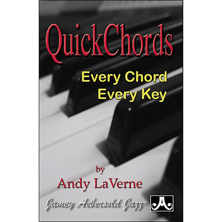 Jamey AebersoldQuick Chords (Book)
