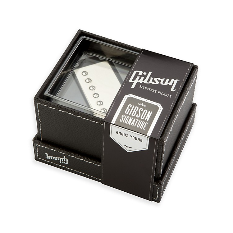 Gibson Quick Connect Angus Young Pickup Nickel