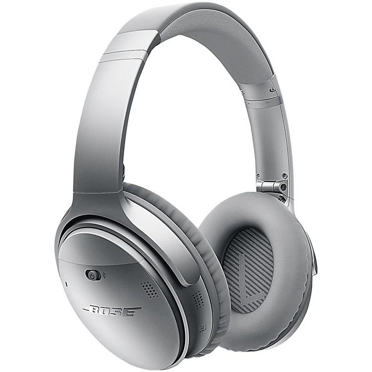 BoseQuietComfort 35 wireless headphonesSilver