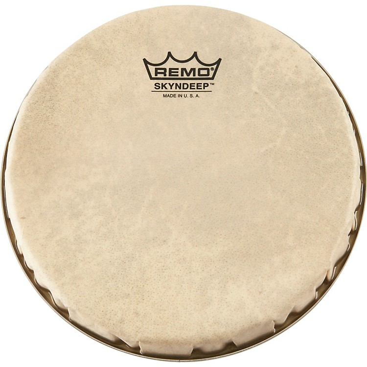 Remo R-Series Skyndeep Bongo Head Calfskin 8.5 in.