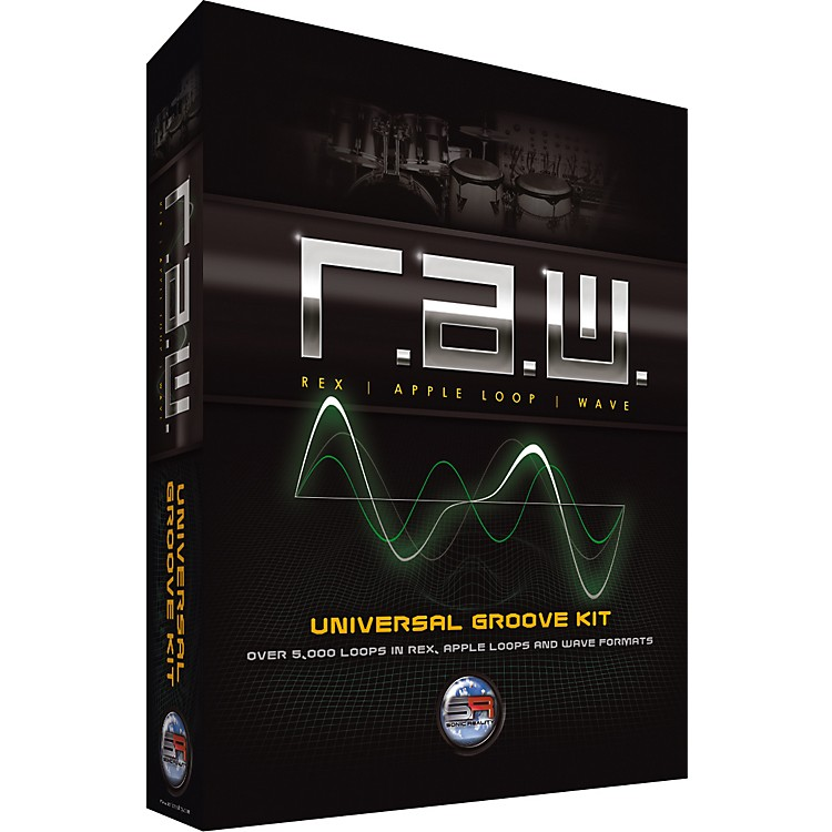 Sonic RealityR.A.W. Universal Groove Kit