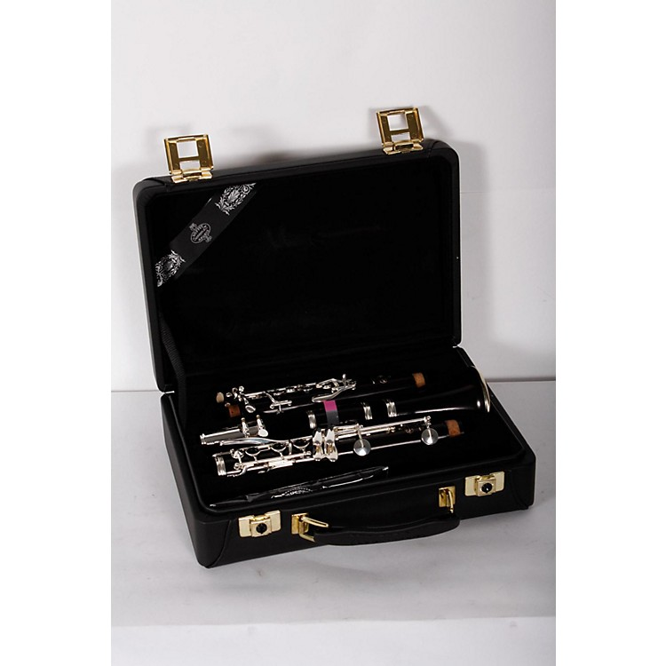 Buffet Crampon R13 Professional Bb Clarinet with Silver Plated Keys  888365895710