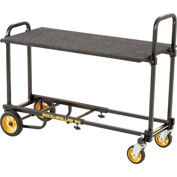 Rock N RollerR2RT 8-in-1 Micro Multi-Cart With Shelf