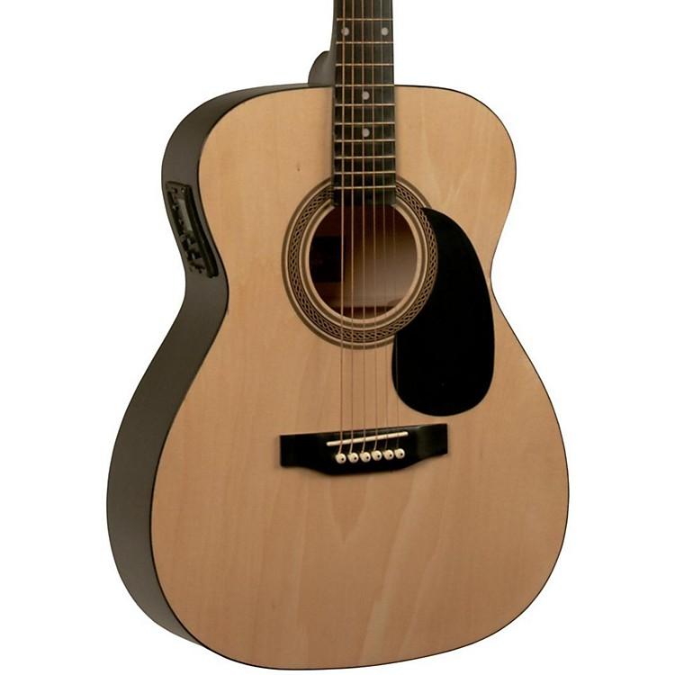 RogueRA-090 Concert Acoustic-Electric GuitarNatural