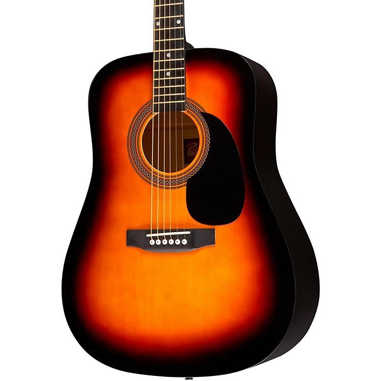 RogueRA-090 Dreadnought Acoustic GuitarSunburst