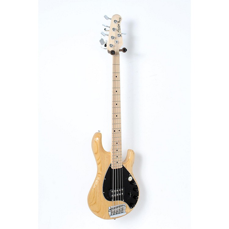 Sterling by Music ManRAY35 5-String Electric Bass GuitarNatural888365897943