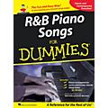 Hal Leonard R&B Piano Songs For Dummies