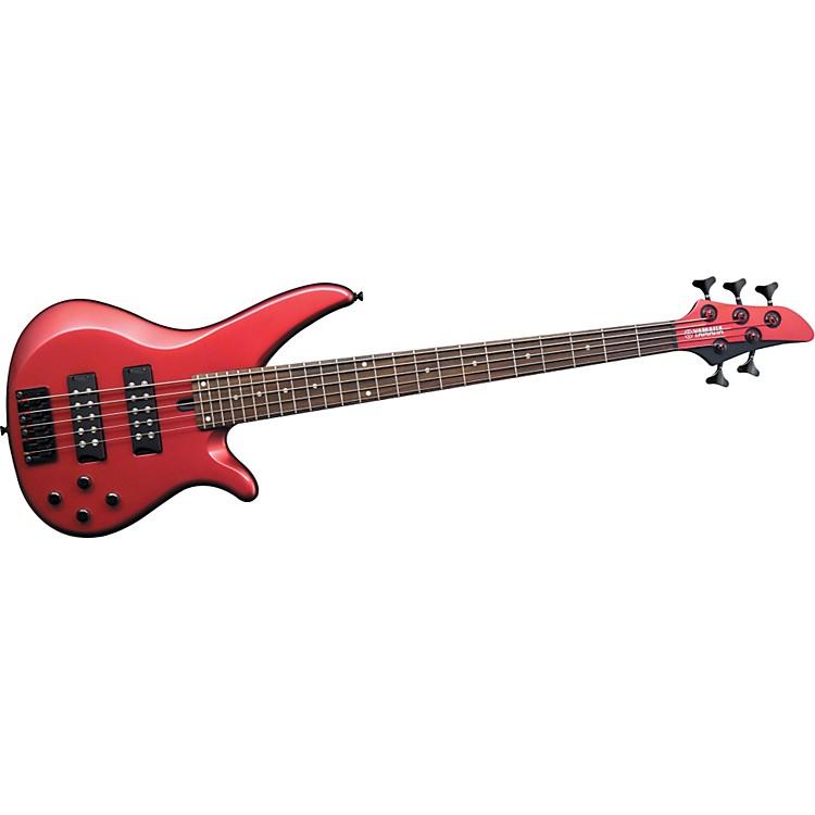 YamahaRBX375 5-String Bass GuitarRed Metallic