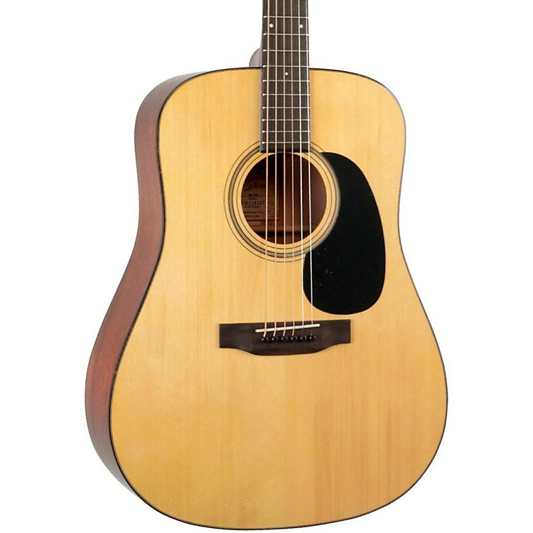 Recording King RD-316 Dreadnought Acoustic Guitar Natural