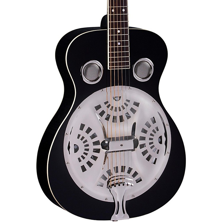 Regal RD-40 Round Neck Resonator Guitar