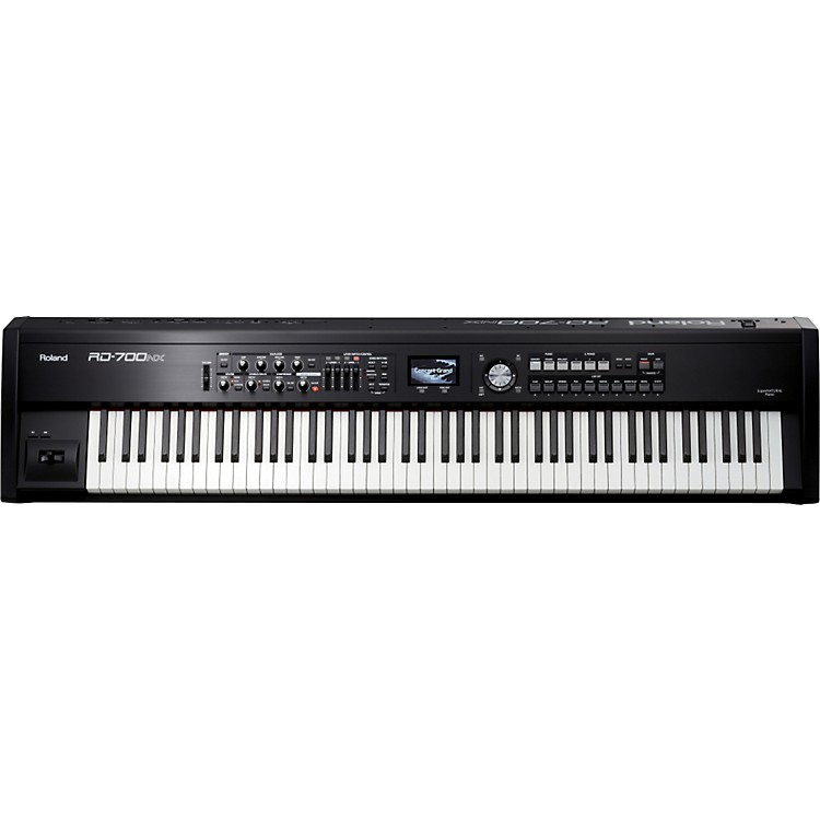 RolandRD-700NX Stage Piano with RPU-3 Pedal